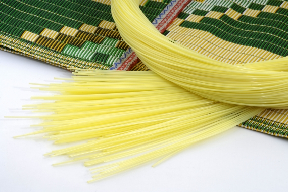 Plastic Fiber for Rush Mat