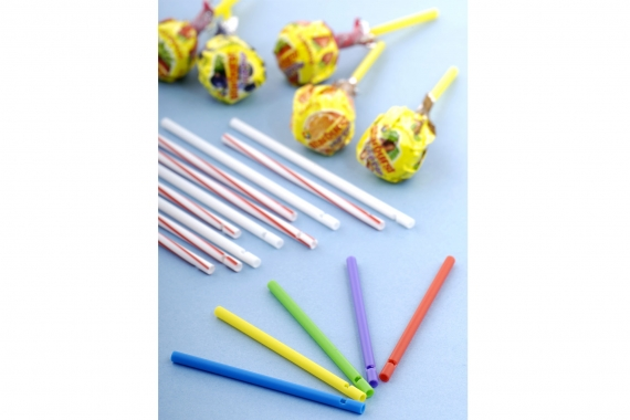 Plastic Candy Stick