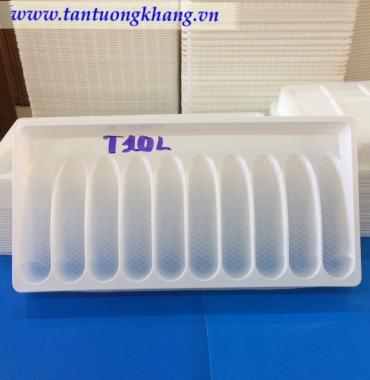 Khay Nhựa Đựng Tôm - TTL T10L