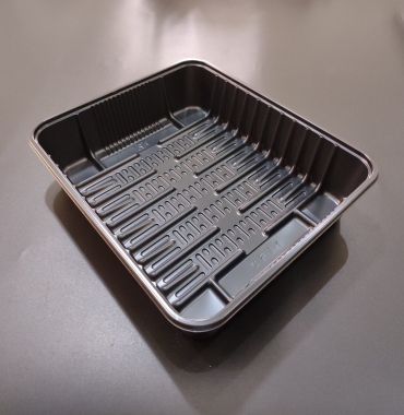 Plastic Seafood Tray CFT1