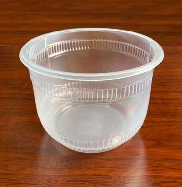 PP 黑色塑料碗 (700ml)